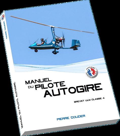 MANUEL DU PILOTE AUTOGIRE