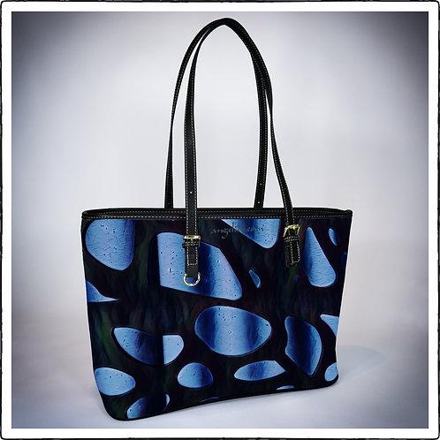 Organic Design blau