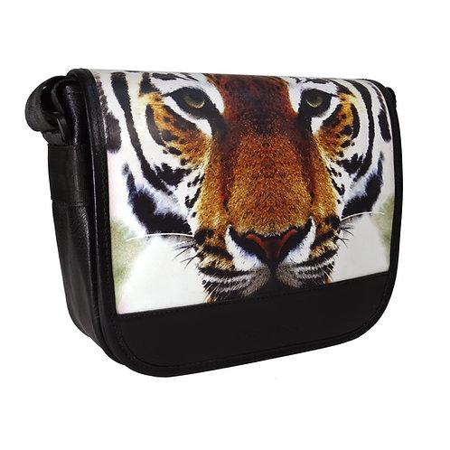 Schultertasche Medium Tiger