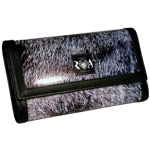 Brieftasche Deluxe Katzenfell