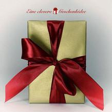 Eine clevere Geschenkidee!