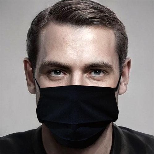 Gesichtsmaske BASIC schwarz