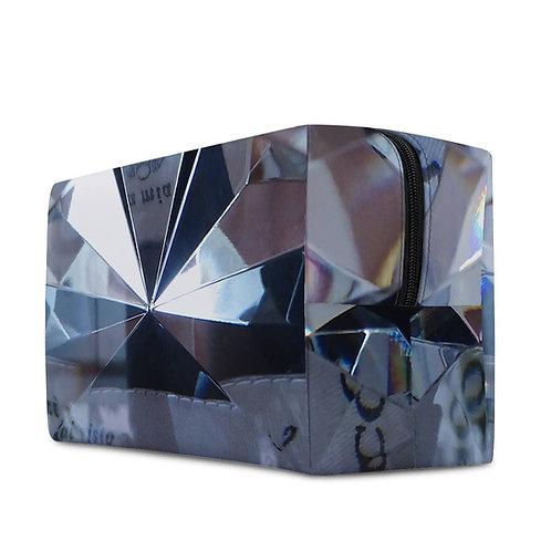 XL-Necessaire | Kulturbeutel Kristallglas