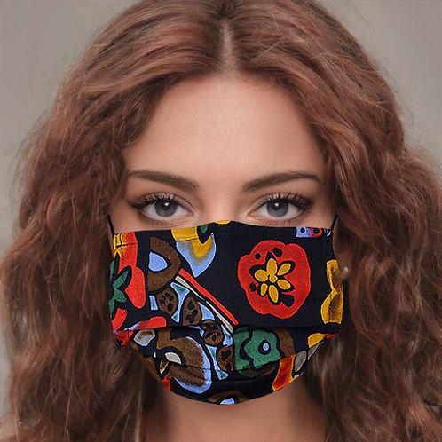 Gesichtsmaske Abstrakt | limited edition