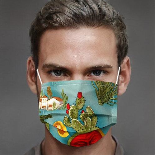 Gesichtsmaske Kaktus | limited edition