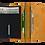 Thumbnail: SECRID Miniwallet Vintage ockergelb