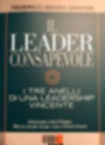 Book Il Leader Consapevole by Federico Renzo Grayeb
