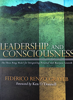 Leadership And Consciousness book cover