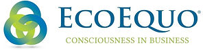 Logo of EcoEquo consulting firm on conscious and intercultural leadership