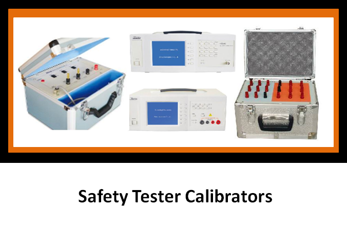 Safety Tester Calibrators
