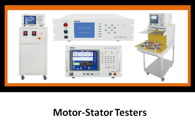 Motor-Stator Testers