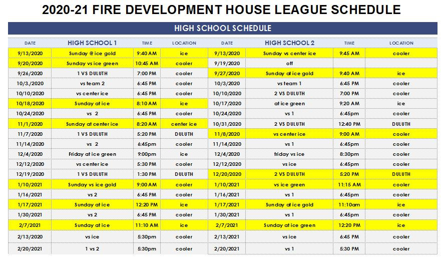 2020 HIGH SCHOOL HOUSE SCHEDULE.JPG