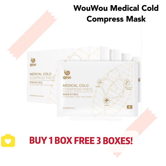 WouWou Medical Cold Compress Mask
