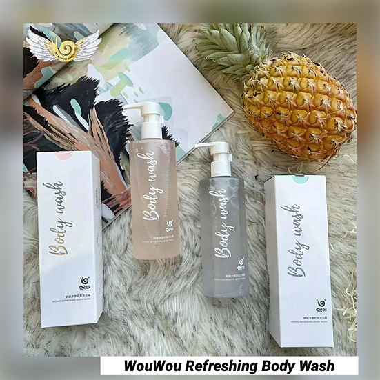 WouWou Refreshing Body Wash