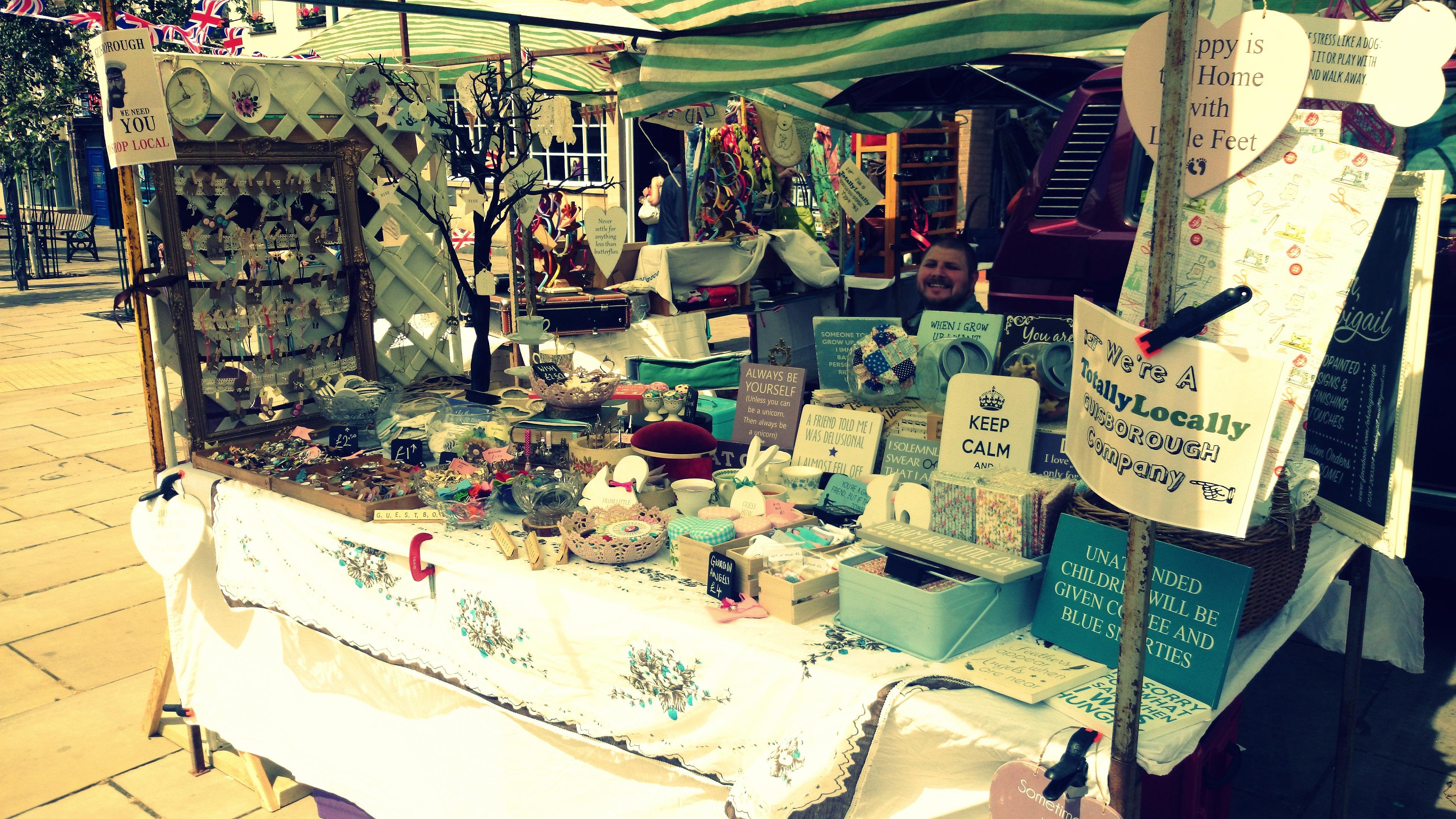 Totally Locally Market Guisborough