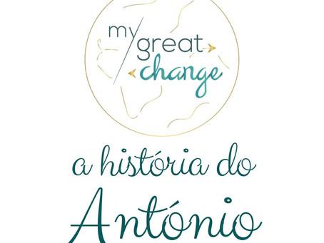 A história do António
