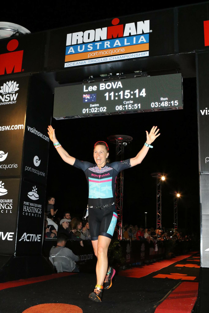 Race Report Ironman Australia Port Macquarie