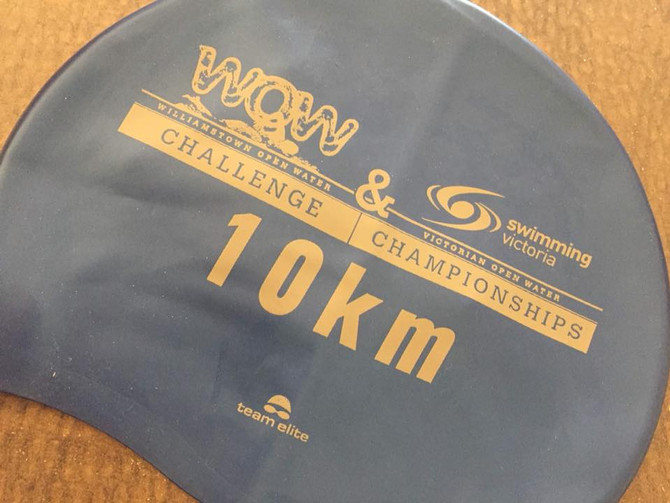 WOW Challenge 10km Swim
