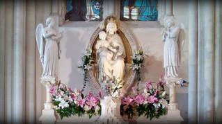 15 août : Messe de l'Assomption à 10 h 30