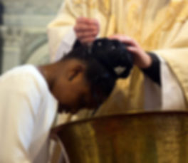 Baptême enfants catéchisme