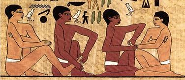 fresque ankhmahor tombeau des médecins