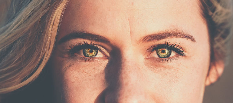 visage femme