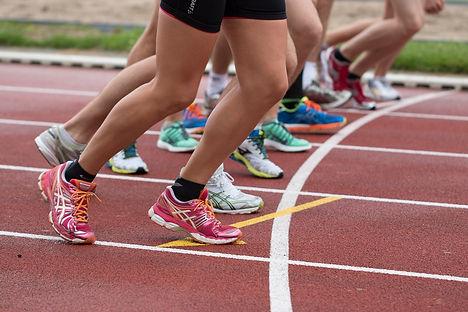 sportif running course
