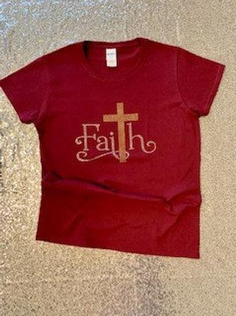 Faith-Gold Cross