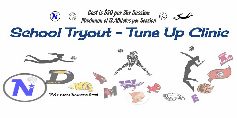 School Tryout - Tune Up Clinic