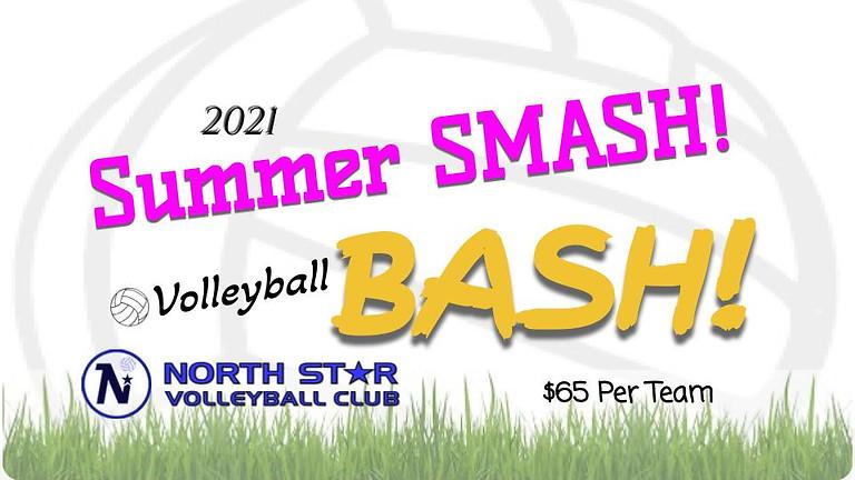 Summer SMASH! Volleyball BASH!
