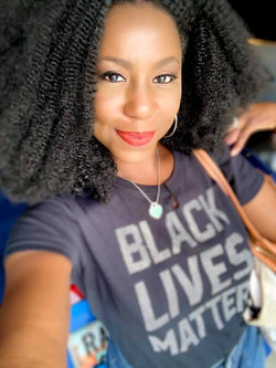 Black Lives Matter Customer Pic