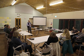 Colin Morris Talk - Staffordshire Bat Group AGM