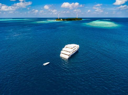 Luxury Yacht Maldives