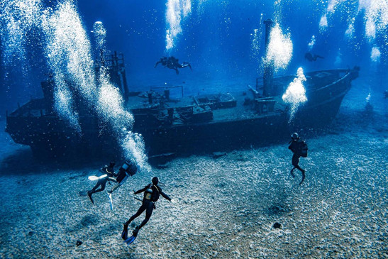 Wrecks_©St Helena Tourism