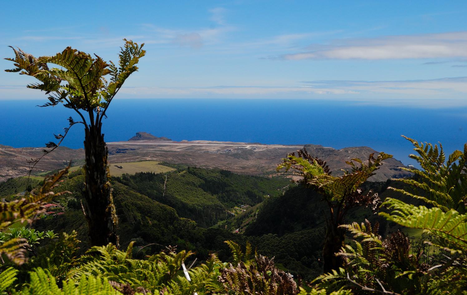 Landscapes of St Helena