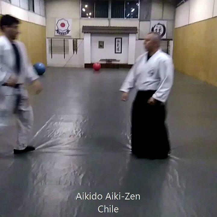 #Aikido  #Artesmarciales #defensapersonal #comunadesanmiguel  #santiagodechile  #deportes #japon