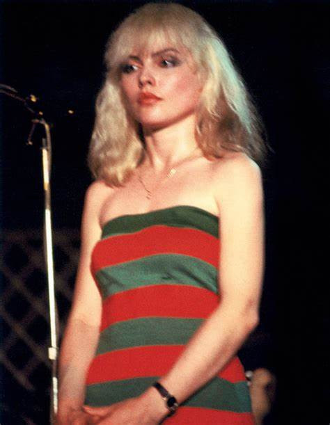 Debbie Harry Nashville 1978 Pierre rené worms