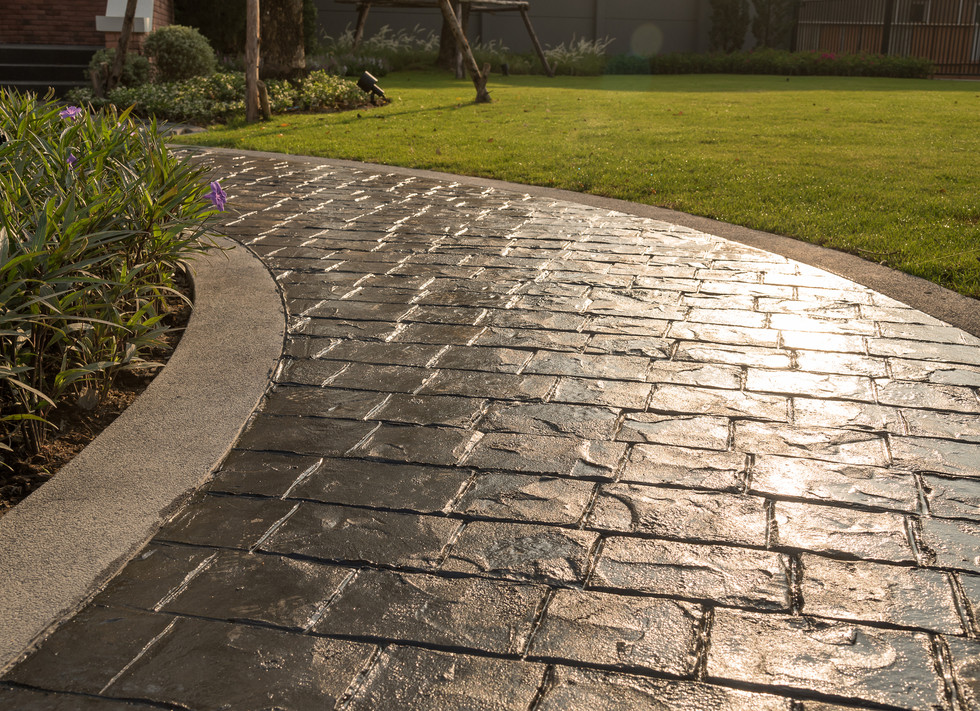 Stamp-concrete-texture-pattern-and-backg