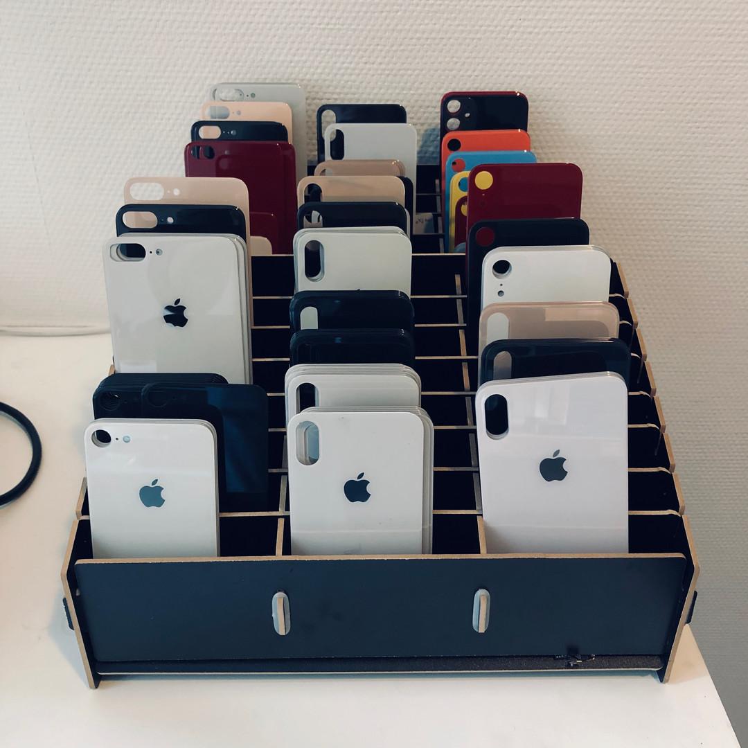 Vitres arrières iPhone