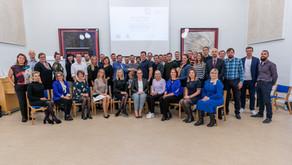 """Latvijas Biznesa klubs Dānijā (LBKLUB) veiksmīgi realizējis projektu """"Atpazīsti diasporas uzņēmēju!"""""""