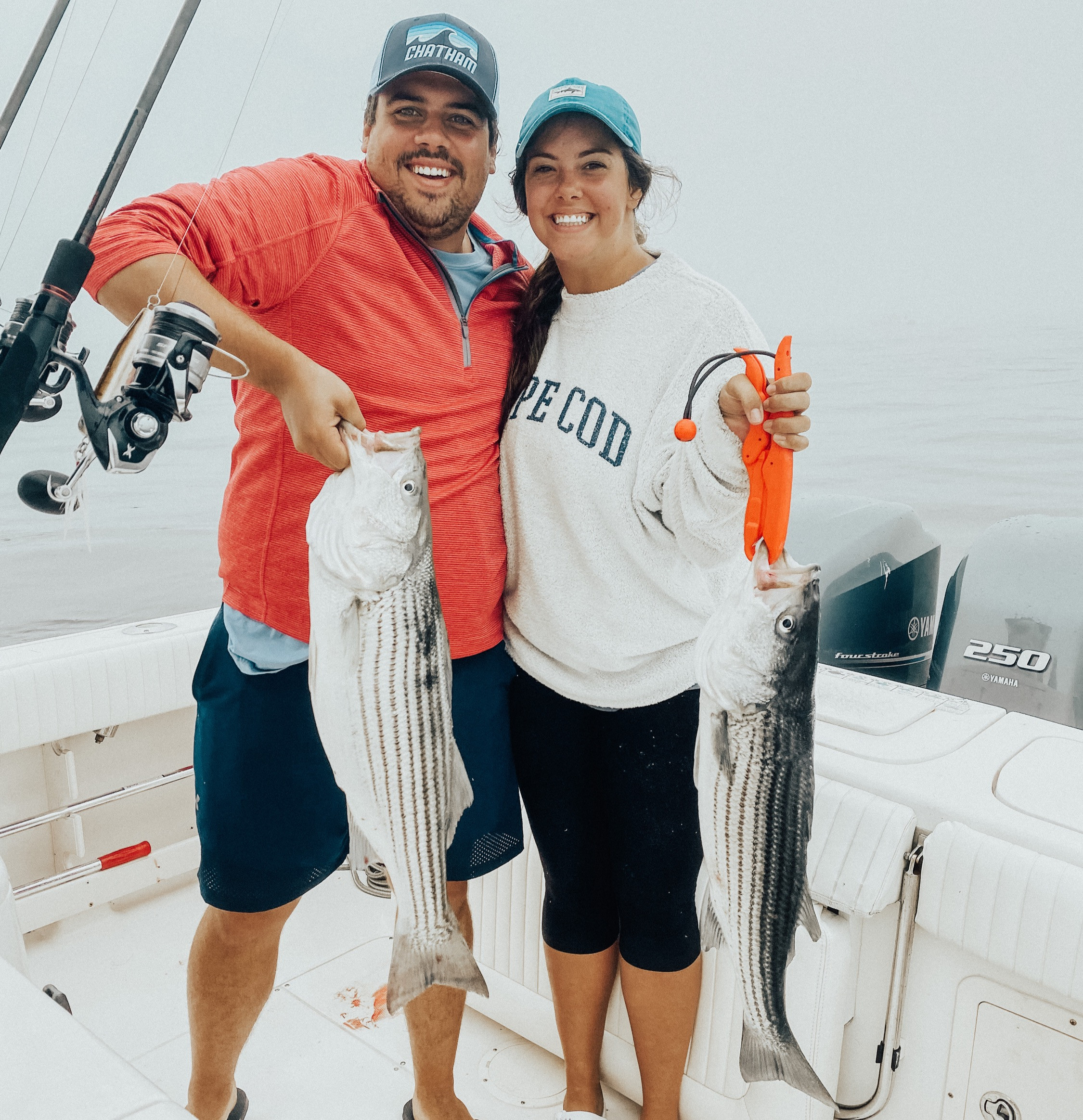 Full Day Striped Bass