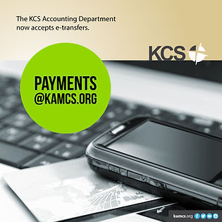 Accounting E-Transfers