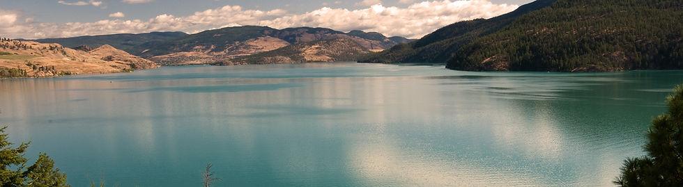 Vernon British Columbia Kalamalka Lake