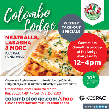 KCSPAC Colombo Food Fundraiser