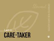 I am a Caretaker