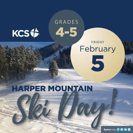 Harper Ski Day