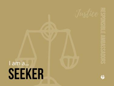 I am a Seeker