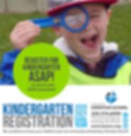 KCS Kindergarten Registration