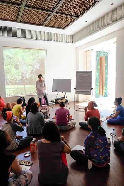 LEARNING: The Intensive Programs at Karmarati