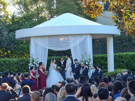 Jen & Ali's wedding